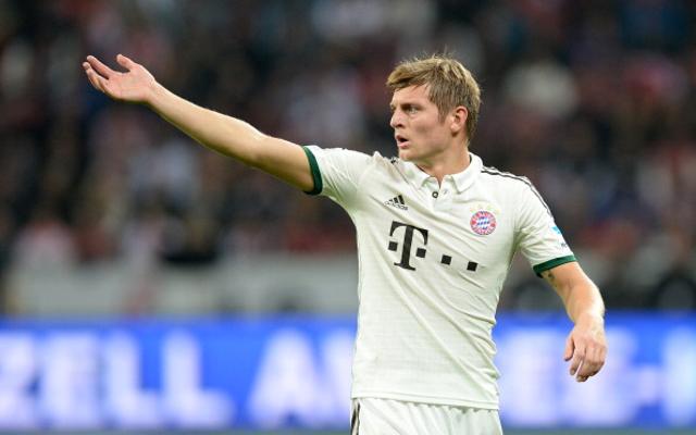Calciomercato: Kroos nel mirino di Manchester United e Chelsea