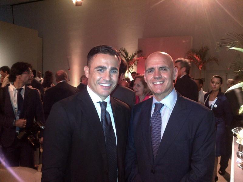 Nazionale italiana: Ambasciatore Trombetta elogia Pirlo e Buffon