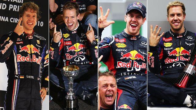 Formula 1: Vettel giura fedeltà alla Red Bull