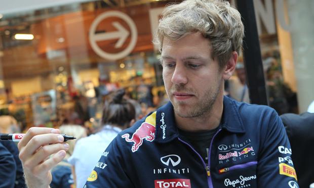 Formula 1: Vettel è felice per Schumacher