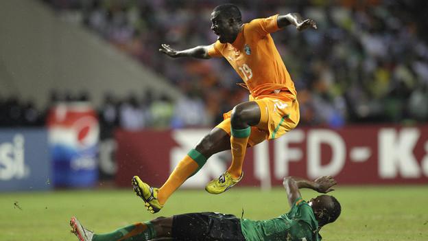 Costa D'Avorio: Yaya Tourè in dubbio per l'esordio