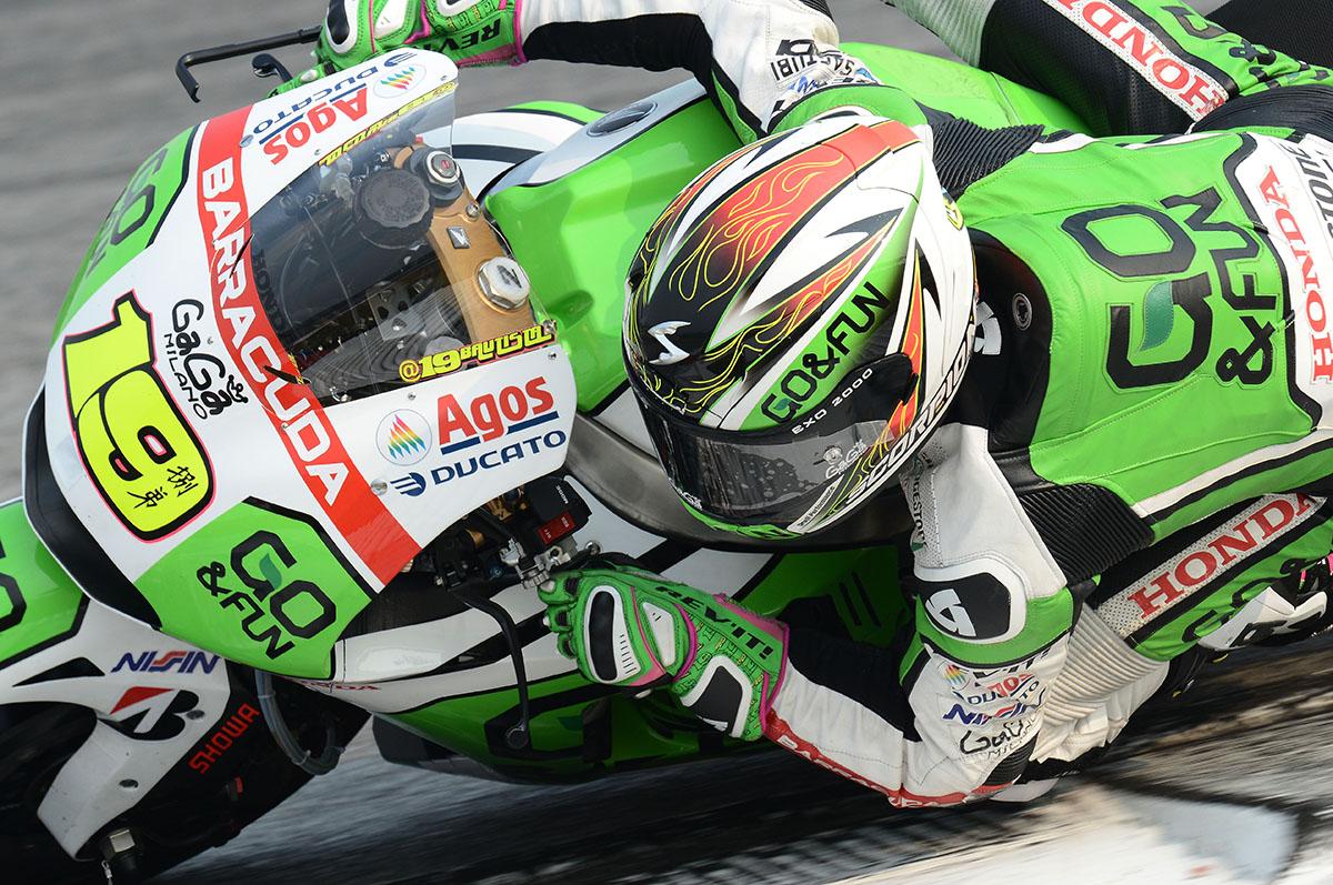 Bautista punta al podio sul circuito di Catalunya