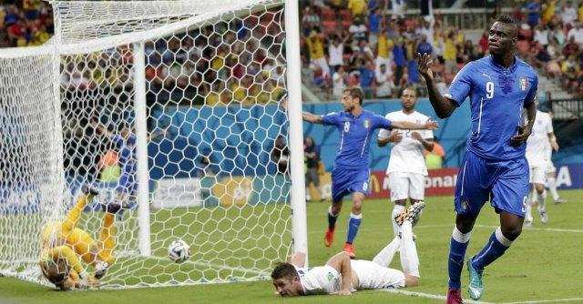 Balotelli infonde coraggio all'Italia