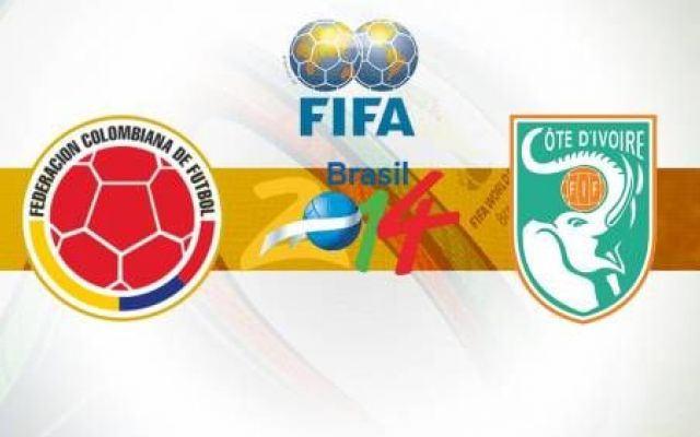 Gruppo C: Colombia-Costa D'Avorio, torna Guarin