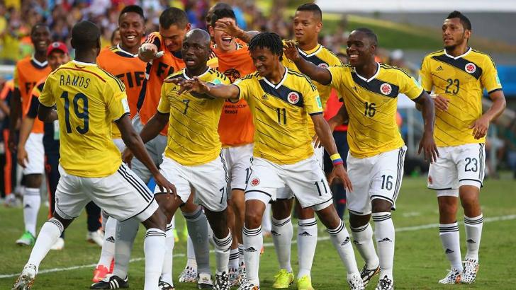 Gruppo C: Giappone a casa, Colombia super