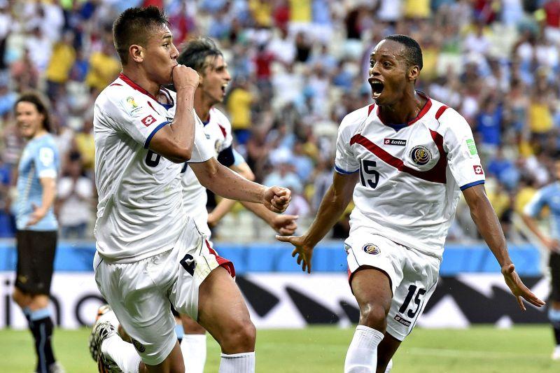 Costa Rica: vincere per entrare nella storia