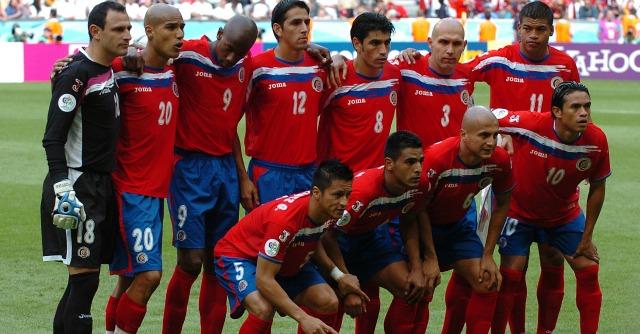 Costarica: ago della bilancia nel girone dell'Italia