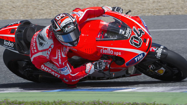 Ducati punta alla vittoria a Montemeló