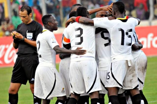 Gruppo G, Ghana: tensioni tra giocatori e la Federazione