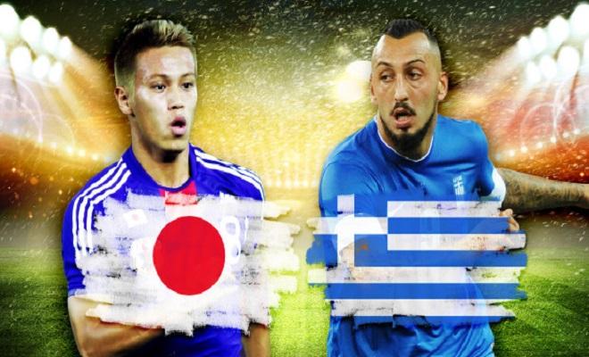 Gruppo C: ultima chance per il Giappone e la Grecia