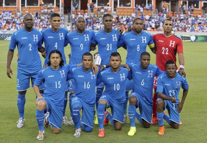 Honduras: il sogno è vincere almeno una partita