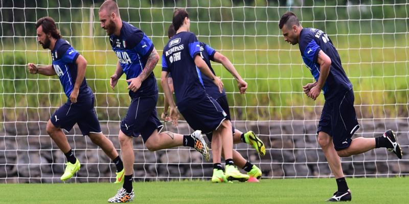 Mondiali 2014, Italia: ecco gli undici contro la Fluminense