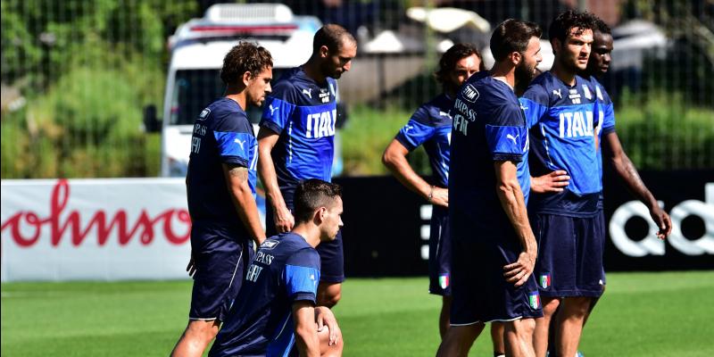 Prandelli: in campo contro l'Uruguay solo chi è motivato