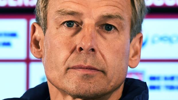 Gruppo G, Stati Uniti: Klinsmann vuole andare avanti