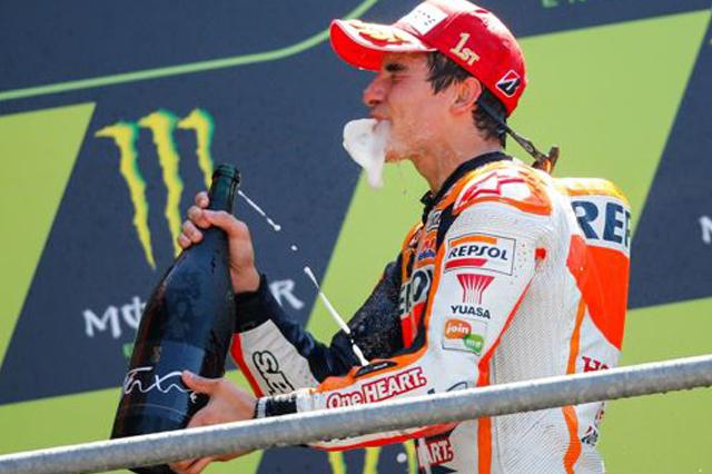 MotoGP, Marquez centra il sesto successo di fila al Mugello