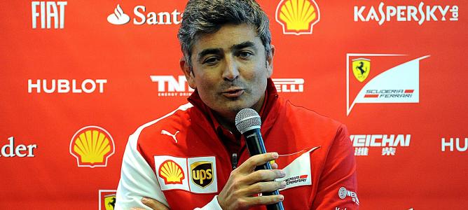 Formula 1: per Mattiacci la strada è giusta