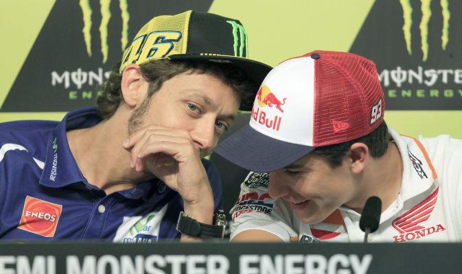 MotoGP, Rossi contro Lorenzo e la Yamaha