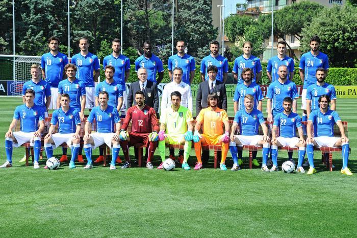 Nazionale italiana: a Cassano la maglia n.10, Balotelli giocherà con la n. 9