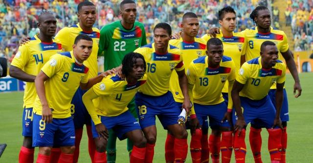 Ecuador farà affidamento su Valencia del Manchester