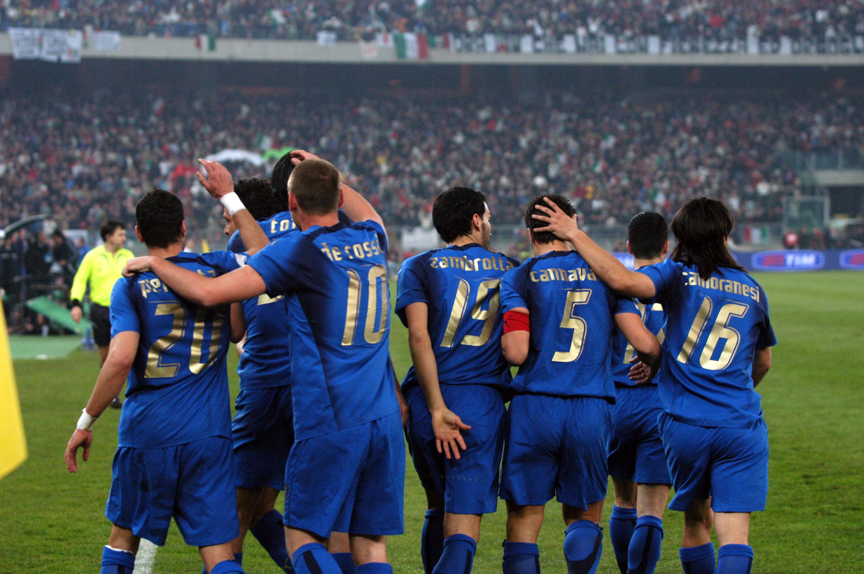 Nazionale italiana attesa in Brasile: ecco il programma