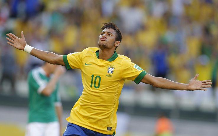Mondiali 2014, Neymar risponde alle critiche dei tifosi brasiliani