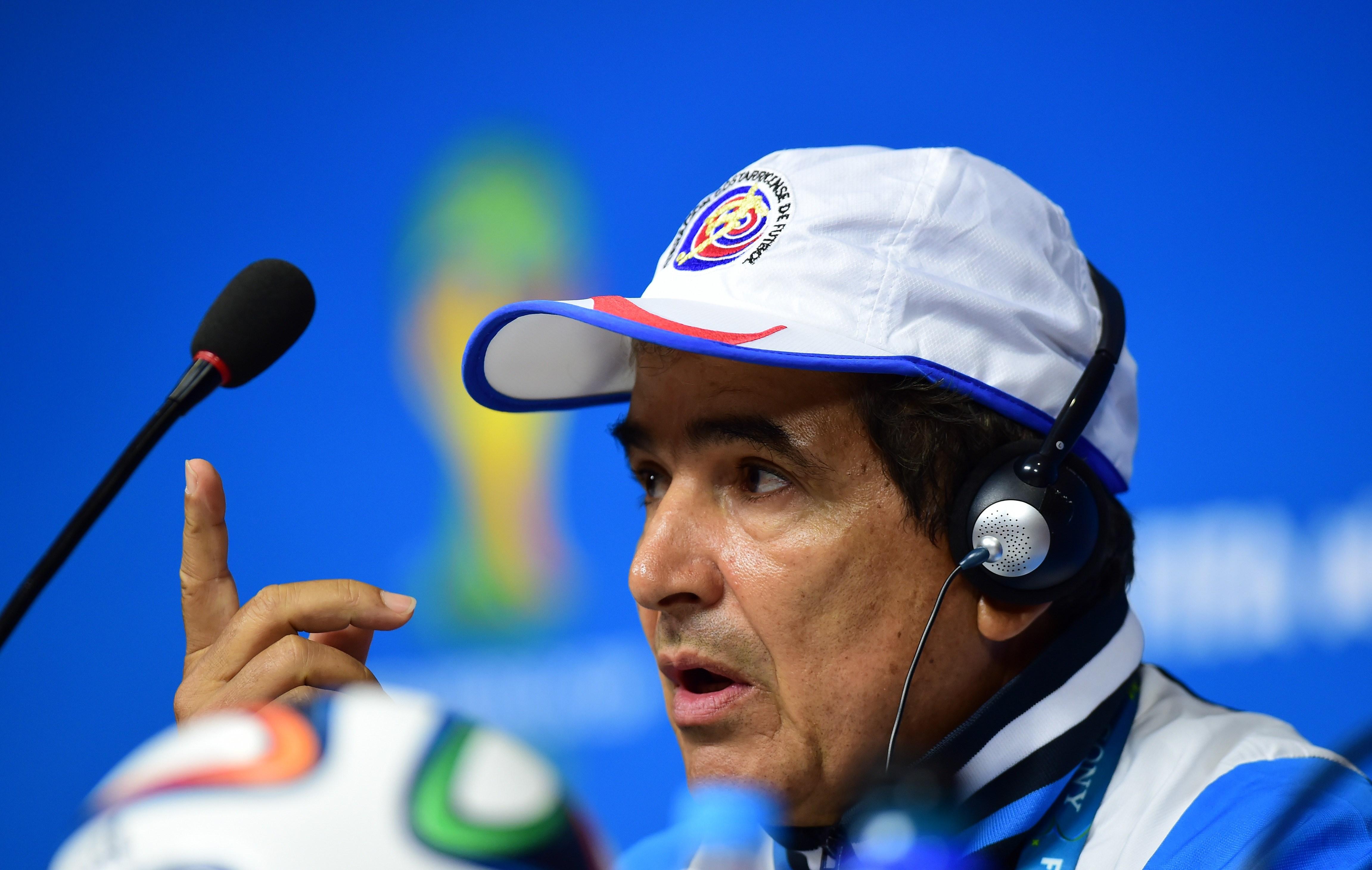 Mondiali 2014, Costa Rica: Pinto non si fida della Grecia