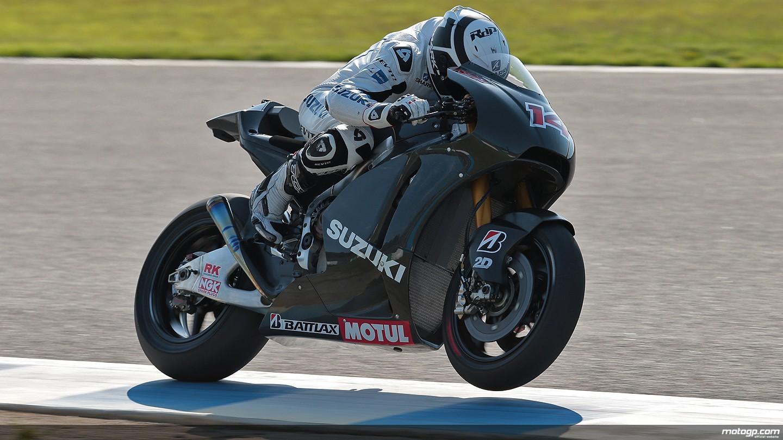 Test ok per Suzuki a Barcellona