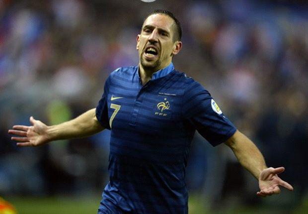 Francia tira un sospiro di sollievo: convocato Ribery