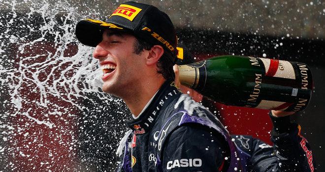 Formula 1: Ricciardo vuole di nuovo il podio