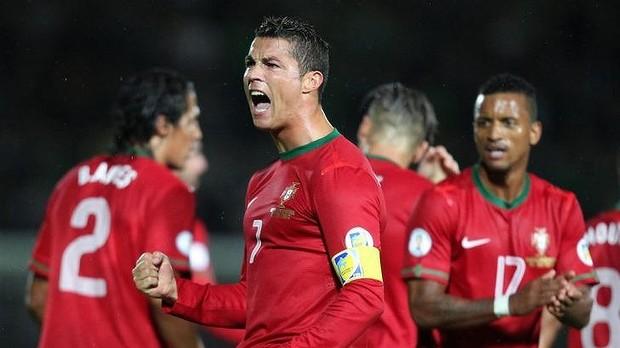 Gruppo G: Cristiano Ronaldo di nuovo fermo