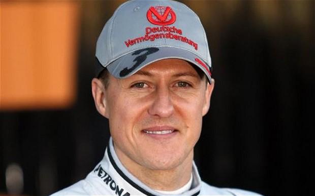 Formula 1: Schumacher è cosciente