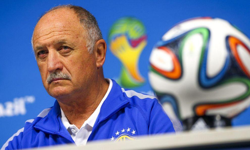 Brasile: Scolari insegue il secondo mondiale