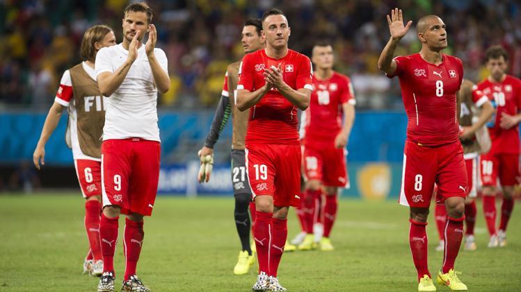 Svizzera: stasera servono tanti gol
