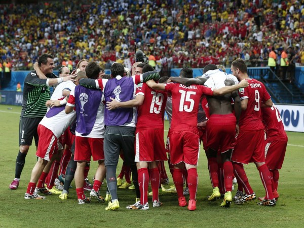 Gruppo E: la Svizzera si regala Messi