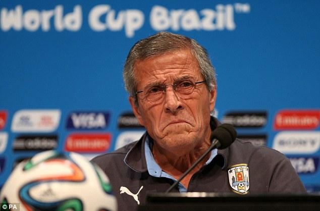 Mondiali 2014, Uruguay: Tabarez è molto arrabbiato