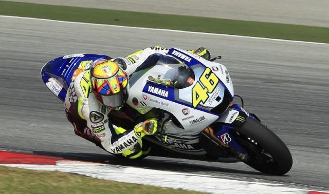 MotoGp, ad Assen Rossi spera in una gara asciutta