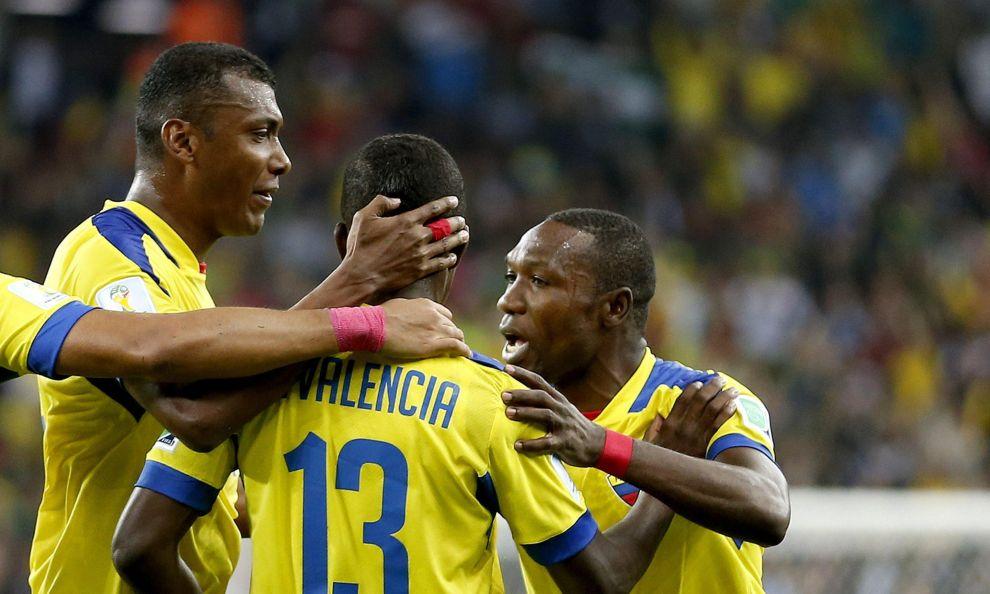 Ecuador sogna gli ottavi grazie a Valencia