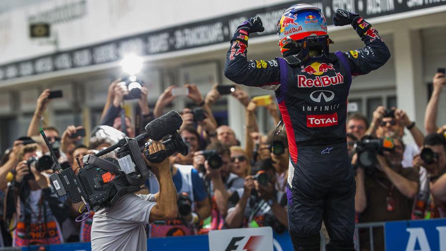 Ricciardo, l'unico ostacolo per la Mercedes