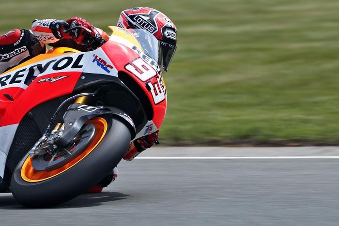 MotoGp, Marquez crede nel nono successo di fila
