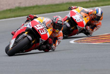 MotoGp, al Sachsenring vince ancora Marquez