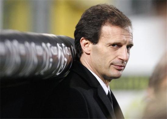 Serie A, settimana difficile per Allegri alla Juventus