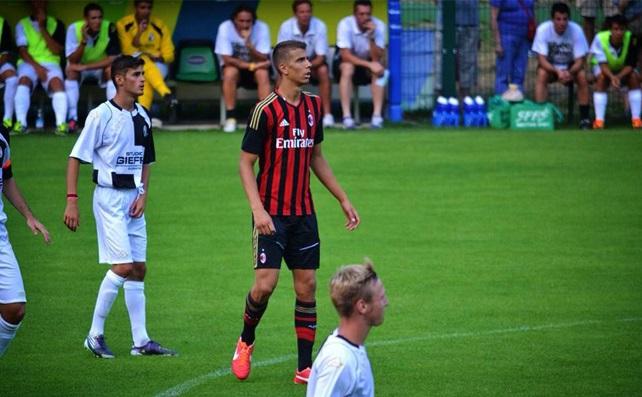 Calciomercato Milan, Cernigoi ceduto alla Pro Sesto