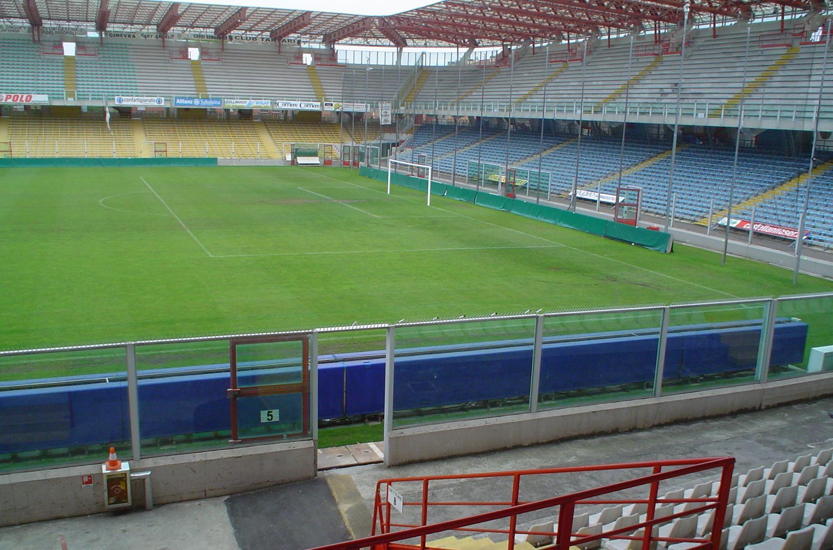 Serie A, Cesena: Novità stadio Manuzzi