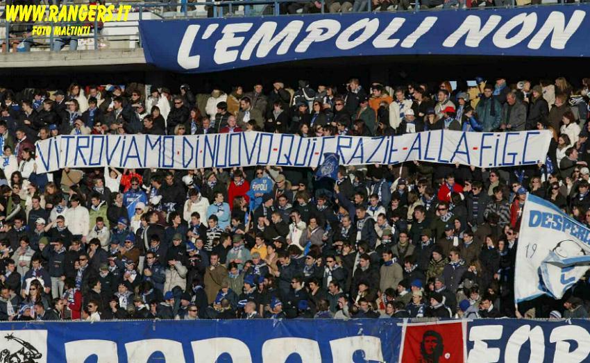 Serie A: dopo 15 anni due squadre toscane in Serie A ed una in Serie B, come nel 1998-99