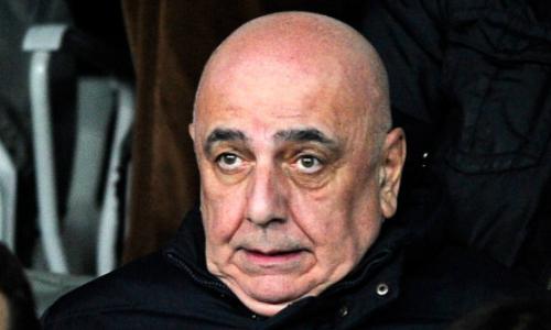 Galliani: Bisogna tornare in Champions League