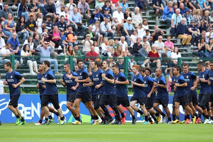 Serie A Inter, convocati per il ritiro