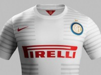 Inter seconda maglia 2015
