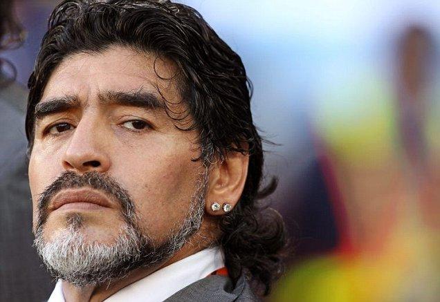 Argentina, Maradona: Messi si deve svegliare, la Germania va aggredita