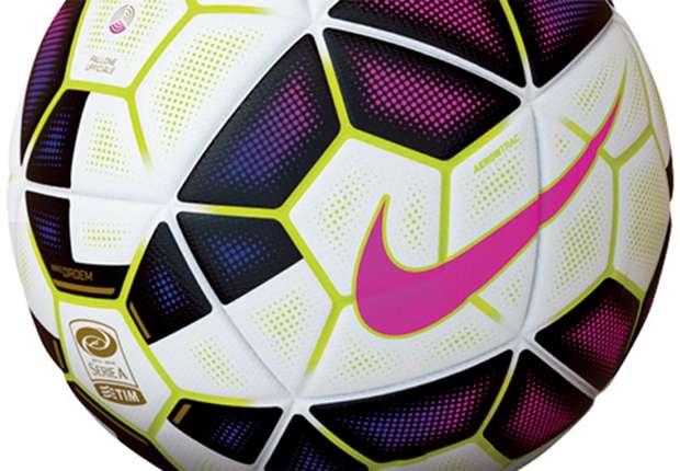 Serie A, prime foto di Nike Ordem, nuovo pallone