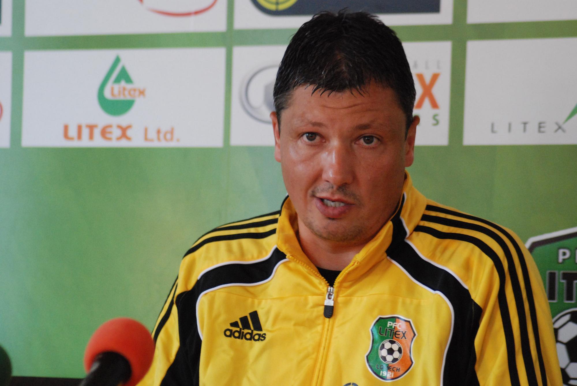 Europa League: Penev chiede aggressività al Botev Plovdiv